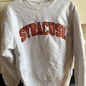 Small Champion Women's Sweatshirt